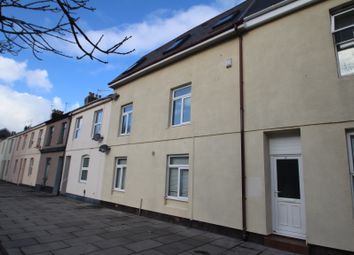 Thumbnail 3 bed terraced house to rent in Frederick Street West, Stonehouse, Plymouth