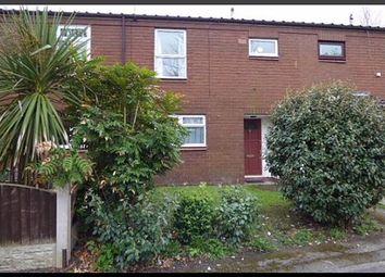 Thumbnail 3 bed terraced house to rent in Bracken Close, Birchwood, Warrington