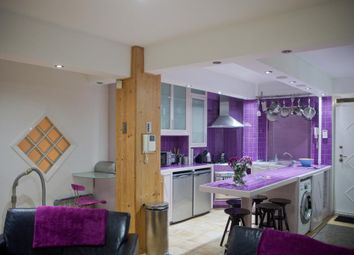 Thumbnail 3 bed flat to rent in Murray Grove, Old Street, London
