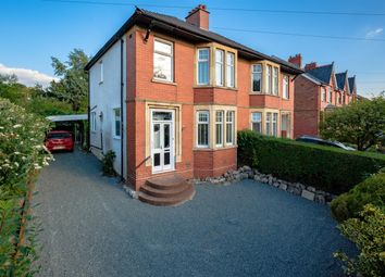 Thumbnail 3 bed semi-detached house for sale in Homefield, Tremont Road, Llandrindod Wells