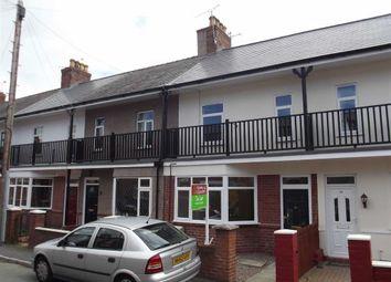 Thumbnail 1 bed flat to rent in Queen Street, Deeside, Flintshire