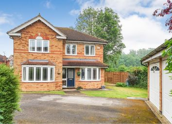 Thumbnail 4 bed detached house for sale in Pond Close, Welton
