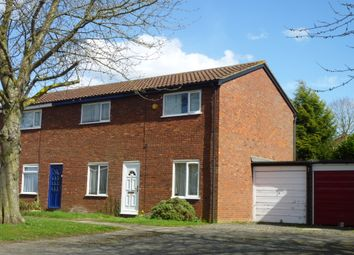 Thumbnail 2 bed terraced house to rent in Hale Avenue, Milton Keynes