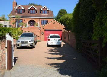 Thumbnail 4 bed detached house for sale in Havant Road, Horndean