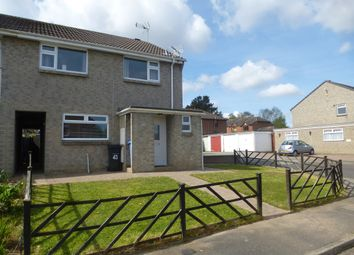 Thumbnail 4 bed end terrace house for sale in Monkton Crescent, Poole