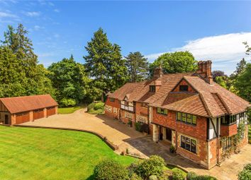 Thumbnail 7 bed detached house for sale in The Drive, Wonersh, Guildford, Surrey