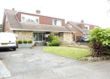 Thumbnail 3 bedroom semi-detached bungalow for sale in Huntingdon Close, Broxbourne