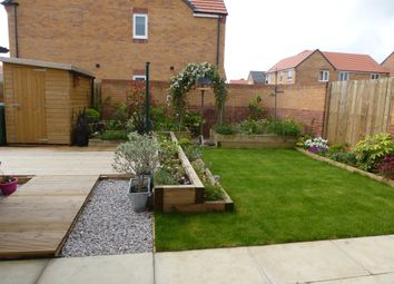 Thumbnail 4 bed detached house for sale in Cemetery Road, Langold, Worksop