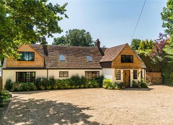 Thumbnail 5 bed detached house for sale in Mayford/Hook Heath Borders, Surrey