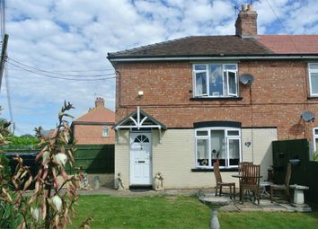 Thumbnail 3 bed end terrace house to rent in Grosvenor Road, Billingborough, Sleaford, Lincolnshire