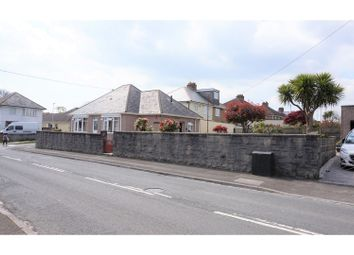 Thumbnail 2 bed detached bungalow for sale in Church Hill, Plymouth