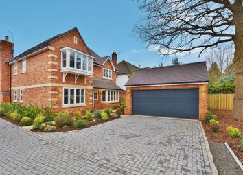 Thumbnail 5 bed detached house for sale in Fulmer Road, Gerrards Cross