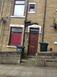 Thumbnail 1 bed terraced house to rent in Washington Street, Bradford
