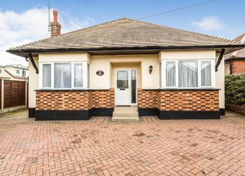 Thumbnail 4 bed bungalow for sale in Highfield Way, Westcliff-On-Sea