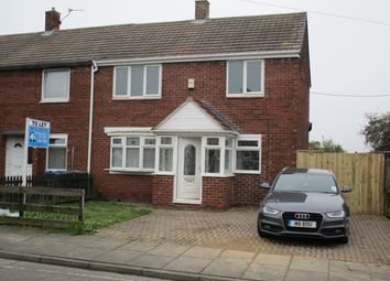 Thumbnail 3 bed semi-detached house to rent in Landseer Gardens, Whiteleas Estate South Shields