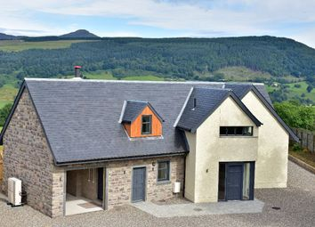 Thumbnail 4 bedroom detached house for sale in The Dewar, Pitilie View, Aberfeldy