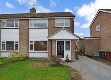 Thumbnail 3 bedroom semi-detached house for sale in Stoneyland Drive, New Mills, High Peak