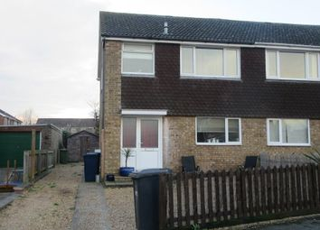 Thumbnail 3 bed property to rent in The Mallards, St. Ives, Huntingdon