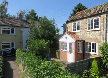 Thumbnail 3 bed end terrace house for sale in School Lane, Marham, King's Lynn