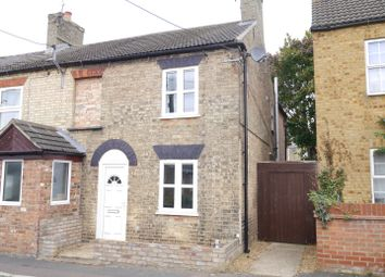 Thumbnail 2 bed end terrace house to rent in Victoria Street, Downham Market
