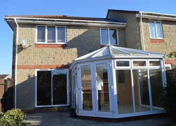 Thumbnail 2 bed end terrace house for sale in Bailey Close, Locking Castle, Weston-Super-Mare