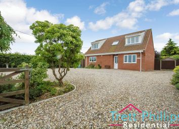 Thumbnail 4 bed detached house for sale in Lyngate, Worstead, North Walsham