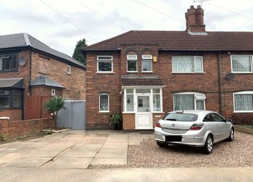 Thumbnail 3 bed semi-detached house for sale in Marchmont Road, Bordesley Green, Birmingham