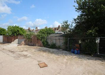 Thumbnail Land for sale in Herbert Road, Clacton-On-Sea