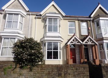 Thumbnail 4 bedroom terraced house for sale in Old Road, Llanelli