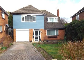 Thumbnail 4 bedroom detached house for sale in Widley, Waterlooville, Hampshire