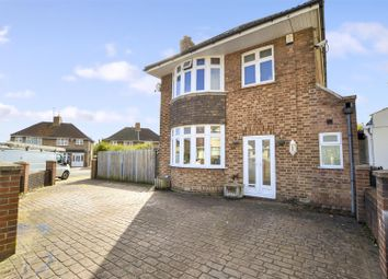 Thumbnail 3 bed detached house for sale in Marguerite Road, Uplands, Bristol