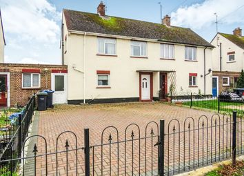 Thumbnail 2 bed semi-detached house for sale in Brickley Lane, Devizes