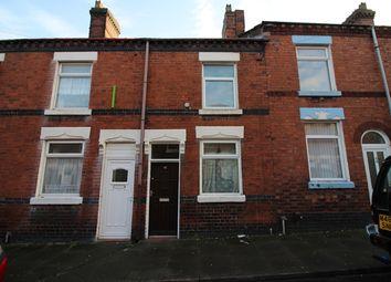 Thumbnail 2 bed terraced house for sale in Bond Street, Tunstall, Stoke-On-Trent