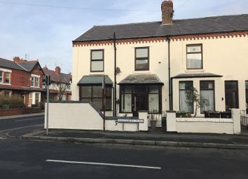 Thumbnail 3 bed terraced house for sale in Shaftesbury Road, Crosby, Liverpool
