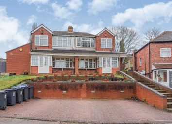 Thumbnail 3 bed semi-detached house for sale in Courtenay Road, Birmingham