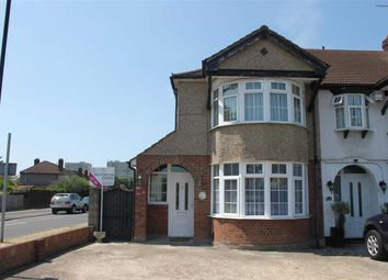 Thumbnail 2 bed end terrace house to rent in Great Cambridge Road, Enfield, Enfield