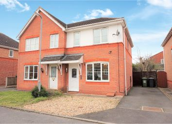Thumbnail 2 bed semi-detached house for sale in Woodhampton Close, Stourport-On-Severn