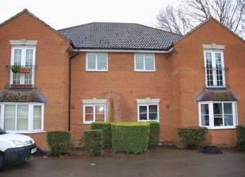 Thumbnail 2 bed flat for sale in Manning Road, Moulton, Northampton