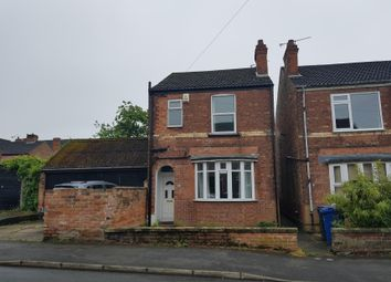 Thumbnail 3 bed detached house for sale in 1 Love Lane, Gainsborough, Lincolnshire