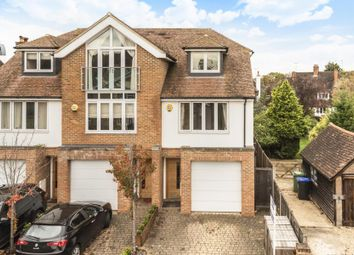 Thumbnail 4 bed property to rent in Camphill Road, West Byfleet