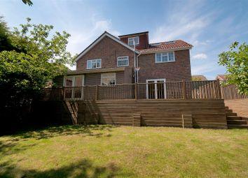 Thumbnail 6 bed detached house to rent in Orchard Way, Horsmonden, Tonbridge