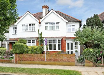 Thumbnail 3 bed semi-detached house for sale in Park Road, Grove Park, Chiswick, London