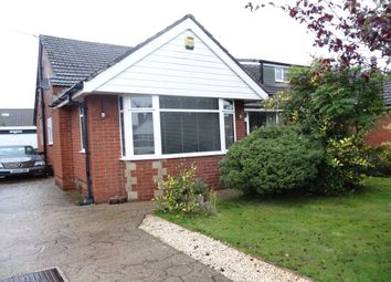 Thumbnail 2 bedroom bungalow for sale in Low Croft, Woodplumpton, Preston