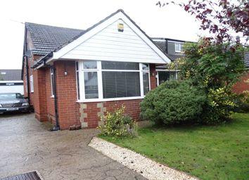 Thumbnail 2 bedroom bungalow for sale in Low Croft, Woodplumpton, Preston