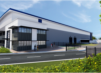 Thumbnail Warehouse to let in Collins Drive, Bristol