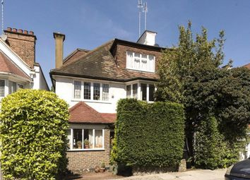 Thumbnail 5 bed semi-detached house for sale in West Heath Road, Hampstead, London