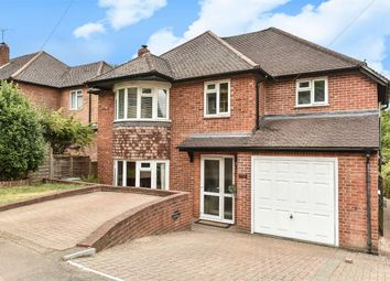 Thumbnail 4 bed detached house for sale in Greenhill Road, Winchester