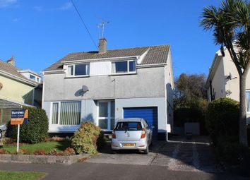 Thumbnail 4 bed detached house for sale in Roslyn Close, St. Austell