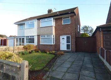 Thumbnail 3 bedroom semi-detached house for sale in Hunt Road, Maghull, Liverpool, Merseyside