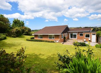 Thumbnail 4 bedroom bungalow to rent in Hampton Park, Bideford, Devon